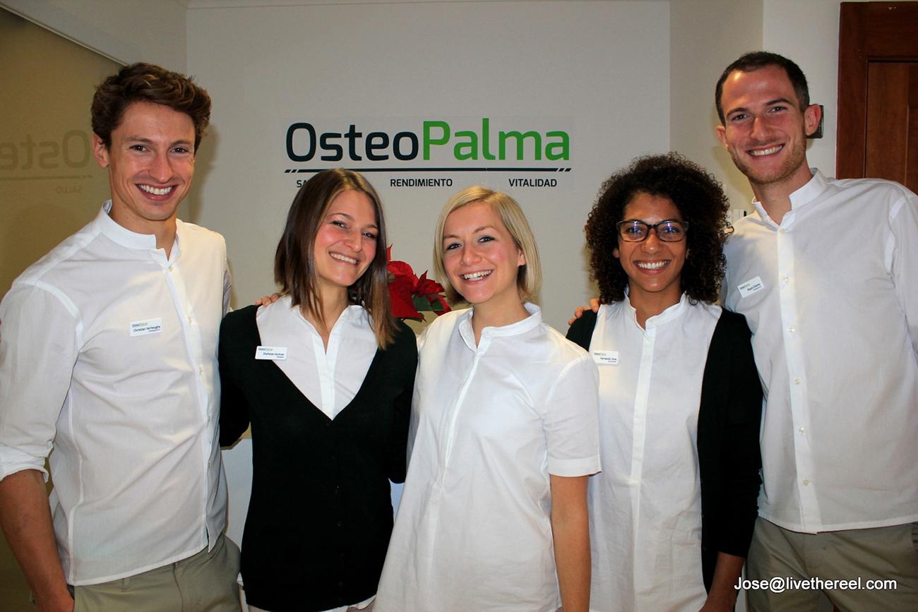 Osteopathy, Osteopatía, Massage, Masaje, Nutrition, Nutrición